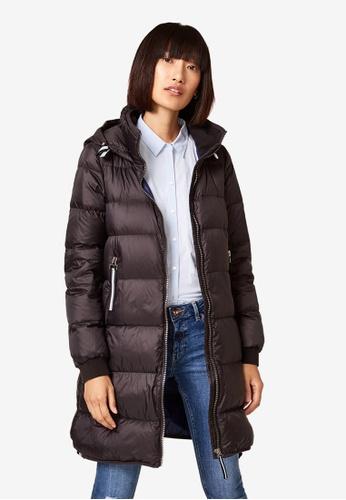 ESPRIT black Woven Regular Coat DE0A3AA8893FBCGS_1