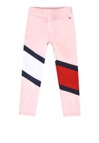 Tommy Hilfiger pink Sport Color Block Ti Almond Blossom 3F091KAA796BEAGS_1