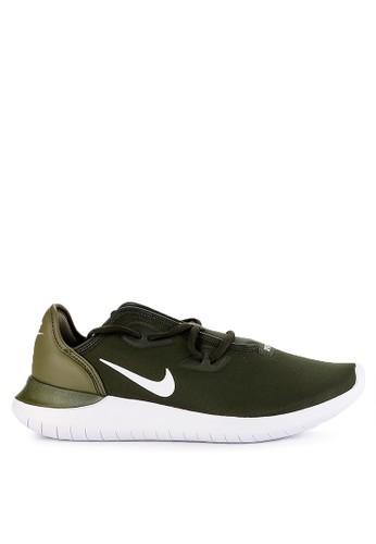 Nike green Nike Hakata Running Shoes 6C38DSHBDAE365GS_1