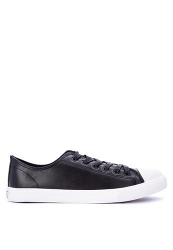Fila black Ace Sneakers 092AFSHBF2B1BAGS_1