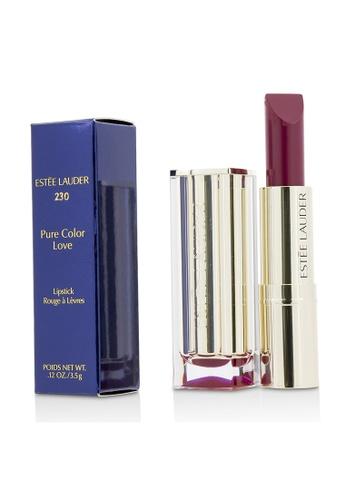 Estée Lauder ESTÉE LAUDER - Pure Color Love Lipstick - #230 Juiced Up 3.5g/0.12oz 5E86CBE2B3CBBAGS_1