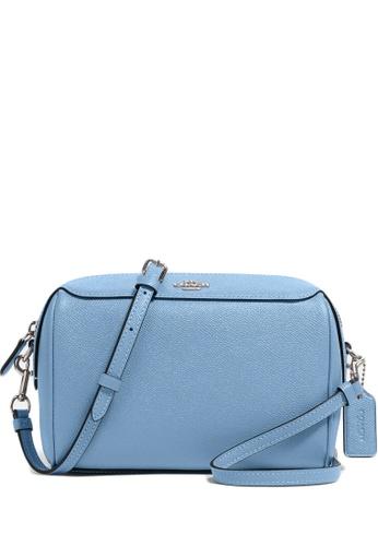 COACH blue Coach Bennett Crossbody Bag - Blue D87F1AC897C1F8GS_1