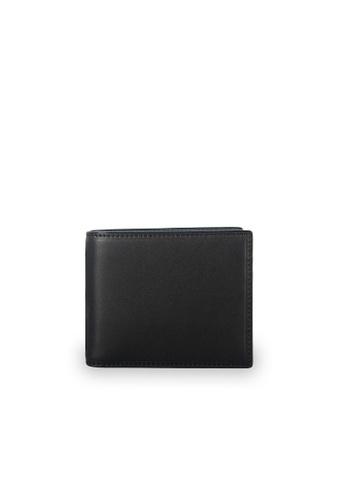 Samuel Ashley black Jackson Bi-fold Wallet (RFID) - Black 0CDBEAC7CACB6CGS_1