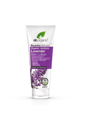 Holland & Barrett Dr Organic Lavender Skin Lotion 200ml ABA46ES1C1C12DGS_1
