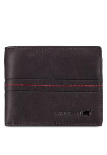 RAV Design brown Leather Wallet RA113AC0RW4HMY_1