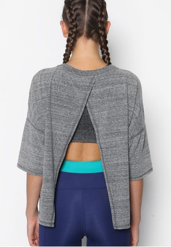 Soft Split Baczalora 包包評價k Short Sleeve Sweatshirt, 服飾, 連帽上衣 & 連帽外套
