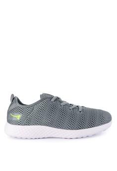 Ardiles grey Bolsena Sepatu Running 5BB53SHC224D83GS 1 72aa4fceb1