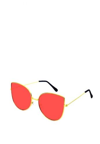 Kallisto red Candice Sunglasses 0C0A4GLA9A97DAGS_1