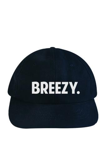 HYPE MNL blue Breezy Baseball Cap 8E39BAC2AF6285GS_1
