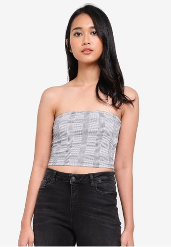 Factorie multi and grey Tube Bandeau A9E5AAA9913125GS_1