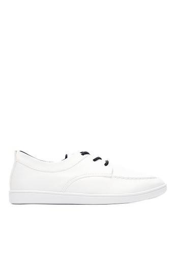 Life8 white Men Casual Shoes-09652-white LI283SH0FUB1SG_1