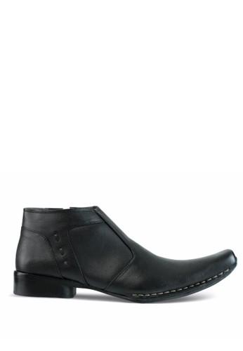 Sogno black Sepatu Pantofel Pria - GF.7832 36402SHD3461C1GS_1