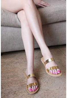 HDY Alexa Flats Sandals
