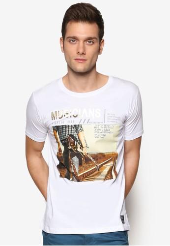圖文設計TEesprit台灣門市E, 服飾, T恤