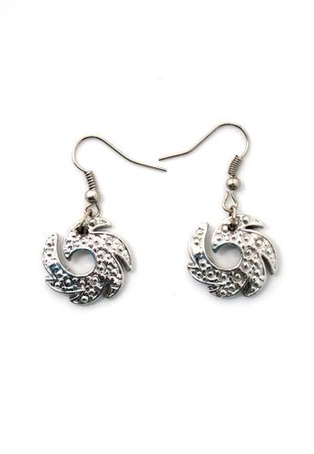 Paulini silver Earring Wendy (R) PA011AC49TMKMY_1