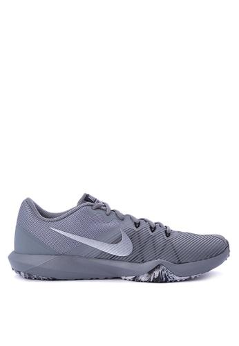 Nike grey Men's Nike Retaliation Tr Training Shoes NI126SH0KPW0PH_1