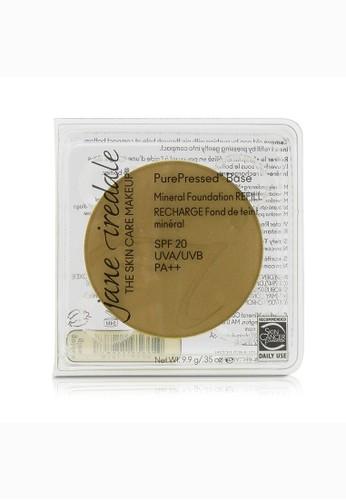 Jane Iredale JANE IREDALE - PurePressed Base Mineral Foundation Refill SPF 20 - Golden Glow 9.9g/0.35oz 7BCABBEF932788GS_1