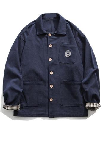 Twenty Eight Shoes Retro College Style Jacket HH0924 63414AA066899DGS_1