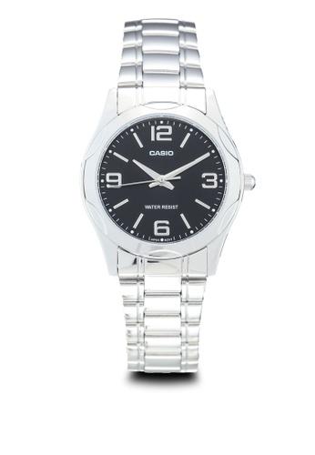Casio silver Casio MTP-1275D-1A2DF Watch 02838ACE2007D6GS_1