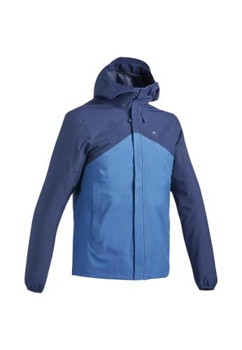 Decathlon Mountain Walking Waterproof Jacket MH150 - 8585162 72C71AA8467F7EGS_1