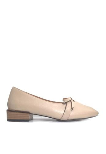 Twenty Eight Shoes beige 60's Modern Dress Shoes VL103 7B99FSH40693A6GS_1