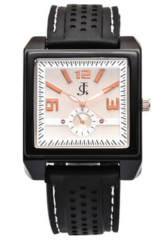 Square Dial Analogue Watch JCW-F-1531