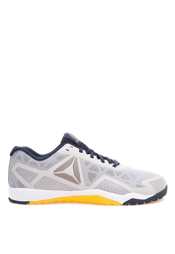 Reebok grey and white ROS Workout TR 2.0 RE600SH67SSEPH_1