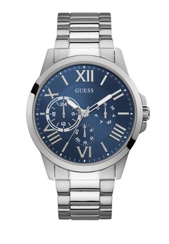 Guess Watches silver Orbit Mens W1184G4 Watch B6F77AC3B760B3GS_1