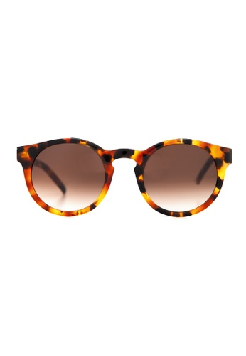 Marshall Eyewear brown Nico Hawana MA266AC57OWWSG_1