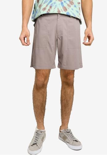 niko and ... grey Casual Shorts FAA30AAEC3BB9BGS_1
