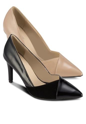 二入Stelesprit 手錶la 尖頭高跟鞋, 女鞋, 厚底高跟鞋