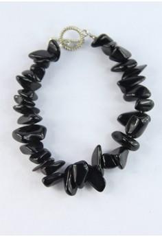Onyx Chips Bracelet