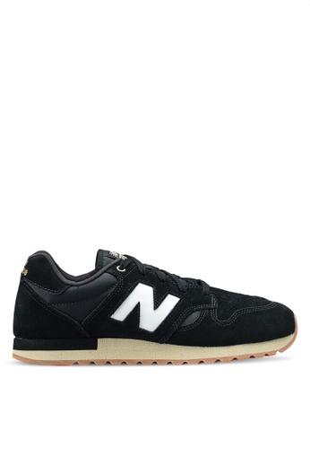 New Balance black 520 Lifestyle Shoes 08366SHEC750B3GS_1