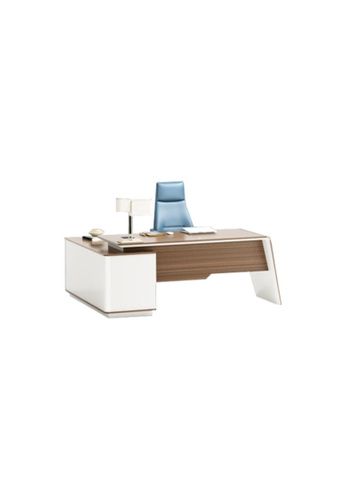 AMERCIS brown Amercis Taylor Director Table BF943HL22548F1GS_1