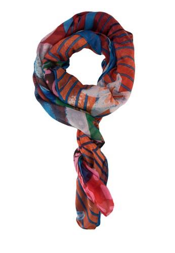 Bazar Borgona Claro Foulesprit手錶專櫃ard 圍巾, 飾品配件, 披肩