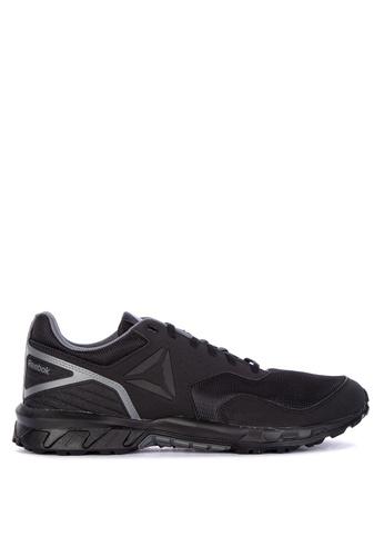 Reebok black Ridgerider Trail 4.0 Sneakers 454E5SHAFB9EF3GS_1
