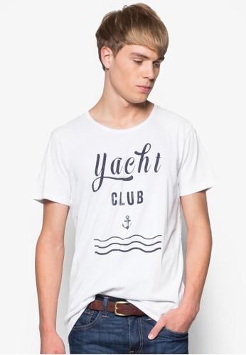 風帆協會設計TEE, esprit 品牌服飾, T恤