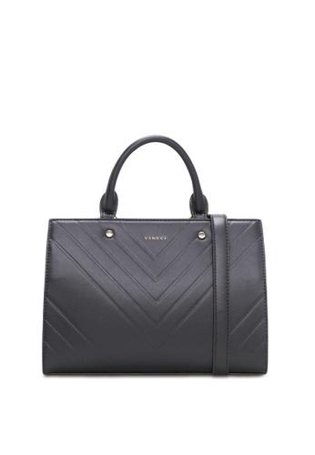 Vincci black Satchel Bag B33D4AC5A482E6GS_1