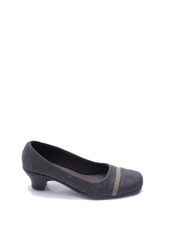 Dr. Kevin Women Dress & Bussiness Formal Shoes 43147 - Black
