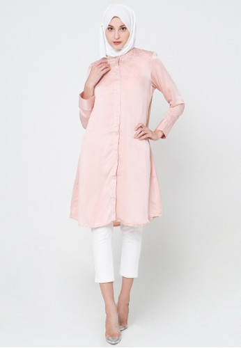 Hafiza Midi Dress