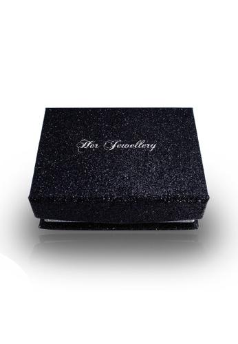 Her Jewellery multi Swarovski® Crystals - 7 Days Moon Pendants Set (18K White Gold Plated) Her Jewellery HE581AC73JKKMY_1