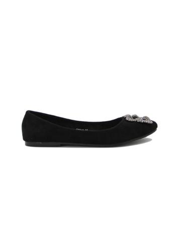 My Ballerine black My Ballerine - Elegant comfort ballerina (Black) AE7FBSHE4E9F8DGS_1