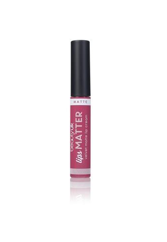 Beauty UK Lips Matter - No.4 Shake your Plum BE783BE02DNHSG_1