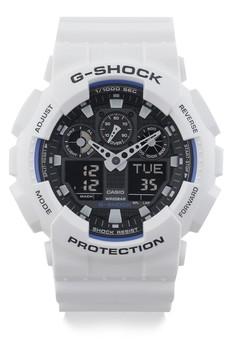Image of Casio G-Shock Watch Ga-100B-7Adr