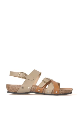 JAVA SEVEN brown Demolice Joe 773 Exclusive Women Sandals JA154SH09WBAID_1