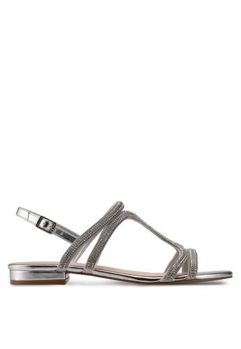 ALDO ASILIRIA - Sandals - silver 95Oj2br2