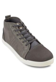 New Frederic 配色拼接高筒運動鞋