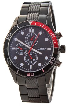 Curren 8028 Men's Band Watch