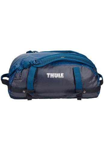 Thule blue Thule Chasm Duffel Bag 40L - Poseidon 9BEB3AC774ABC5GS_1