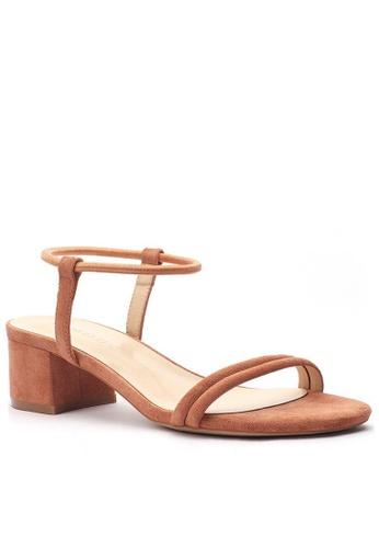 Twenty Eight Shoes Ankle Strap Sandals 320-22 52E5DSH643DF38GS_1